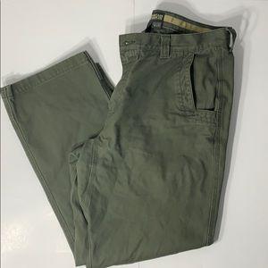 Mountain Khakis Men's Teton Twill Pants Sz 38